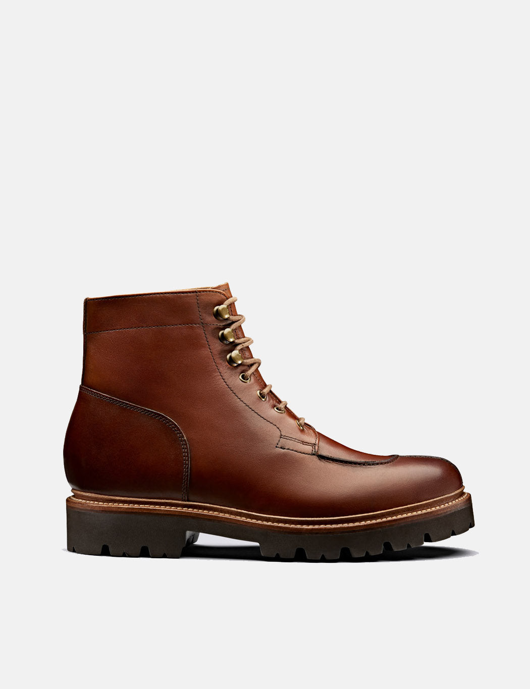 Grenson Grover Boot (Leather) - Tan