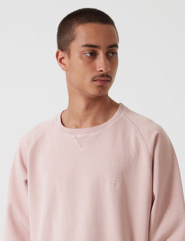 Stan Ray Outfield Sweatshirt - Pink Rose