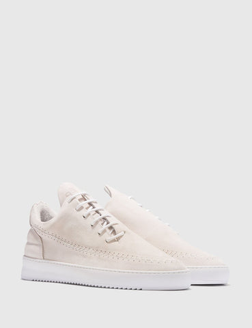 Filling Pieces Apache Low - White