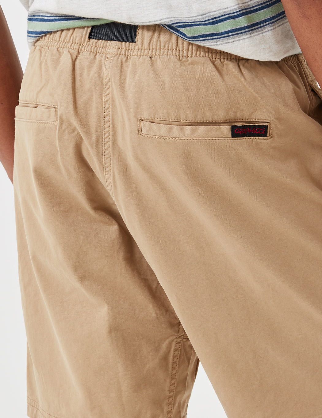 Gramicci NN-Shorts (Relaxed) - Chino Beige