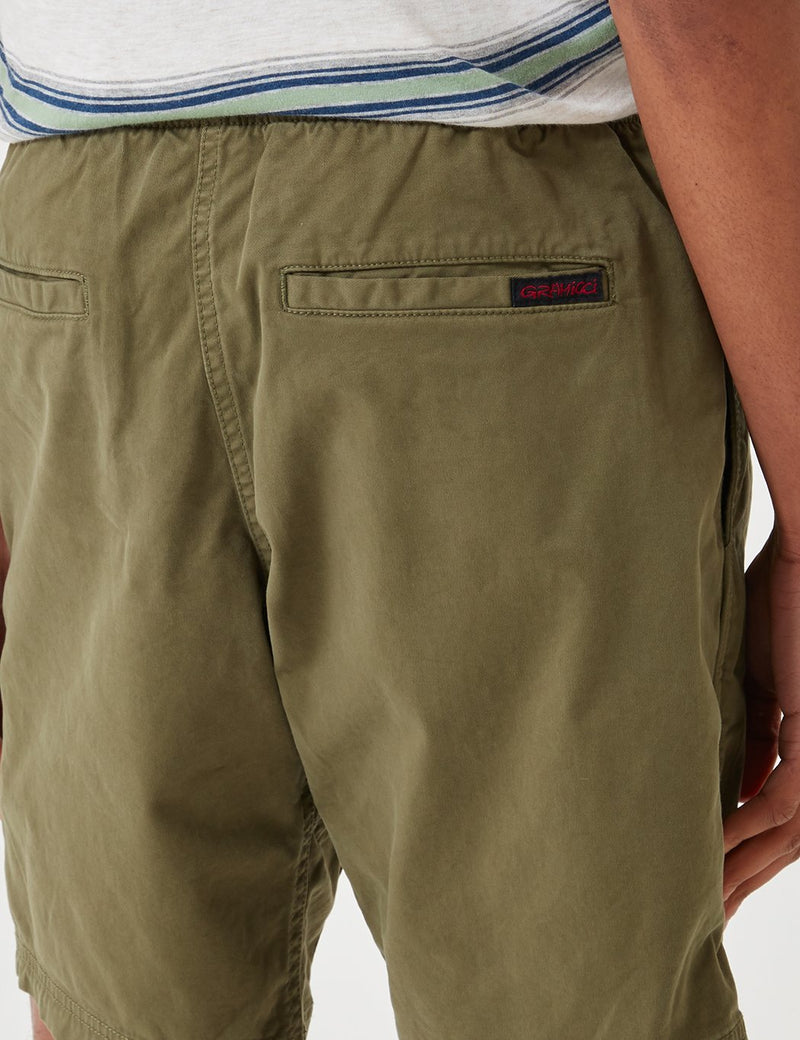 Gramicci NN-Shorts (Relaxed) - Olive