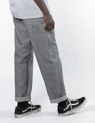 Stan Ray Painter Pant (Straight) - Hickory Stripe