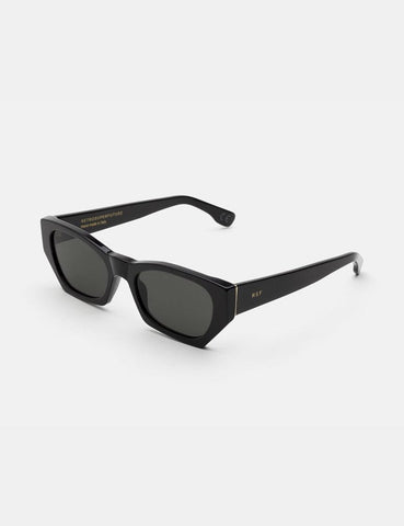 RetroSuperFuture Amata Sunglasses - Black