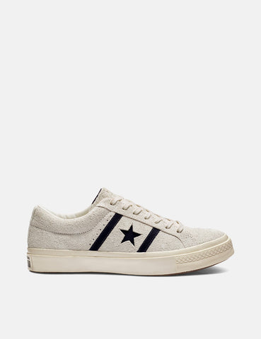 Converse One Star Academy Low Top (163269C) - Egret/Black/Egret