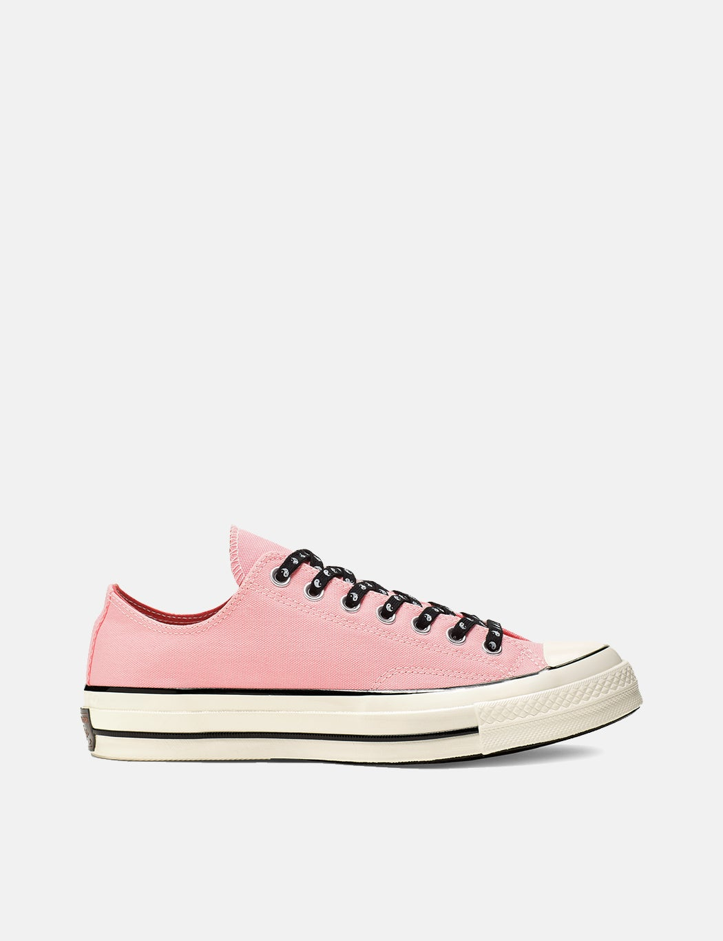 14f190b6f1d7 Converse 70 s Chuck Low 164212C (Canvas) in Bleached Coral Dusty Peach