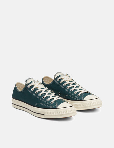 Converse 70's Chuck Taylor Ox Canvas (166824C) - Faded Spruce/Black/Egret