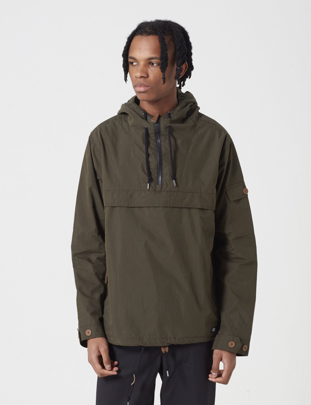 Dickies Pollard Jacket - Olive Green