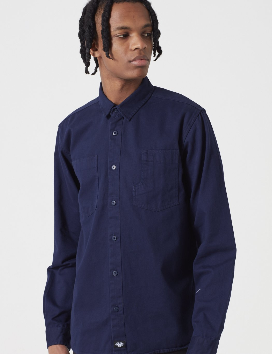 Dickies Harper Shirt - Evening Blue