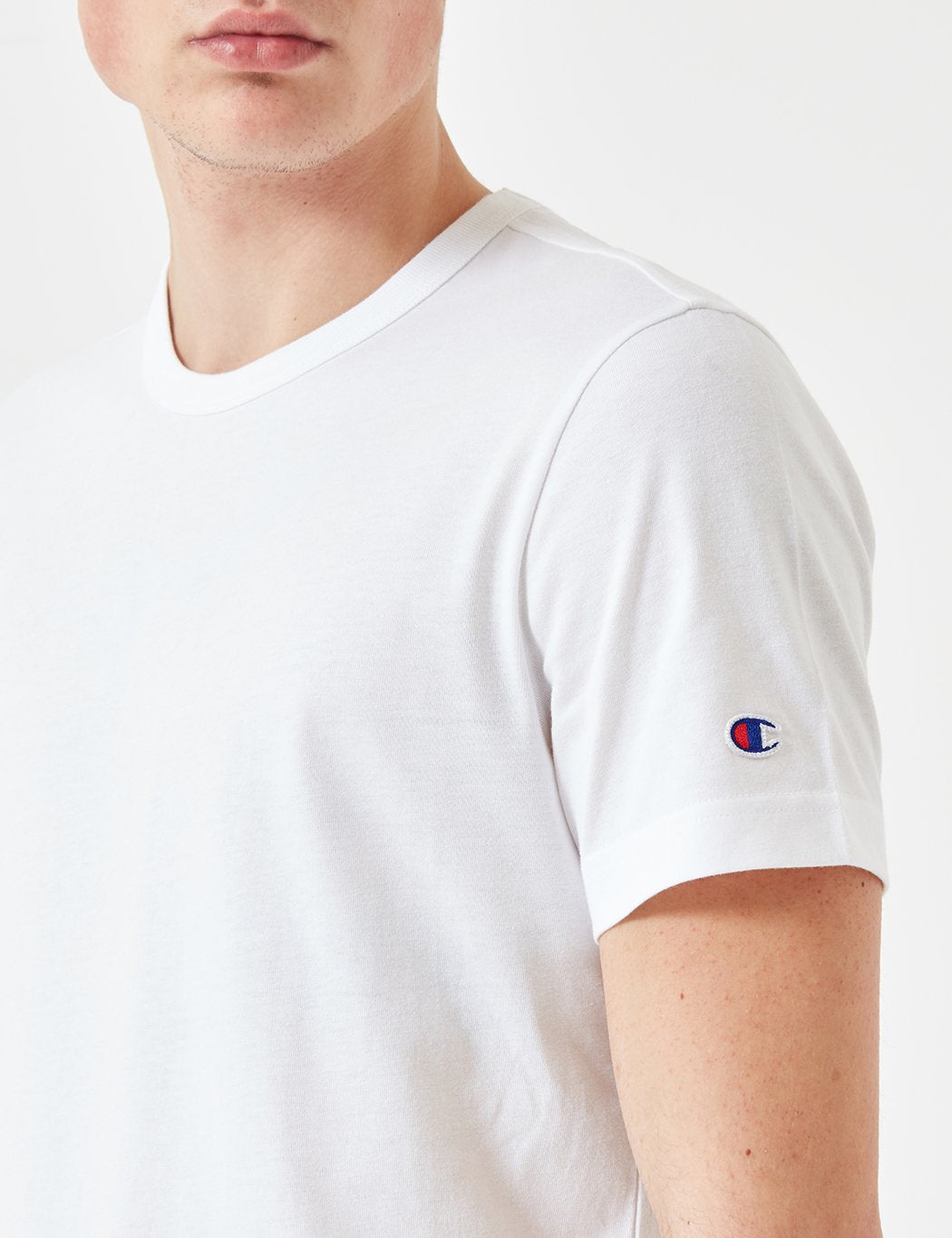 Champion Reverse Weave T-Shirt - White