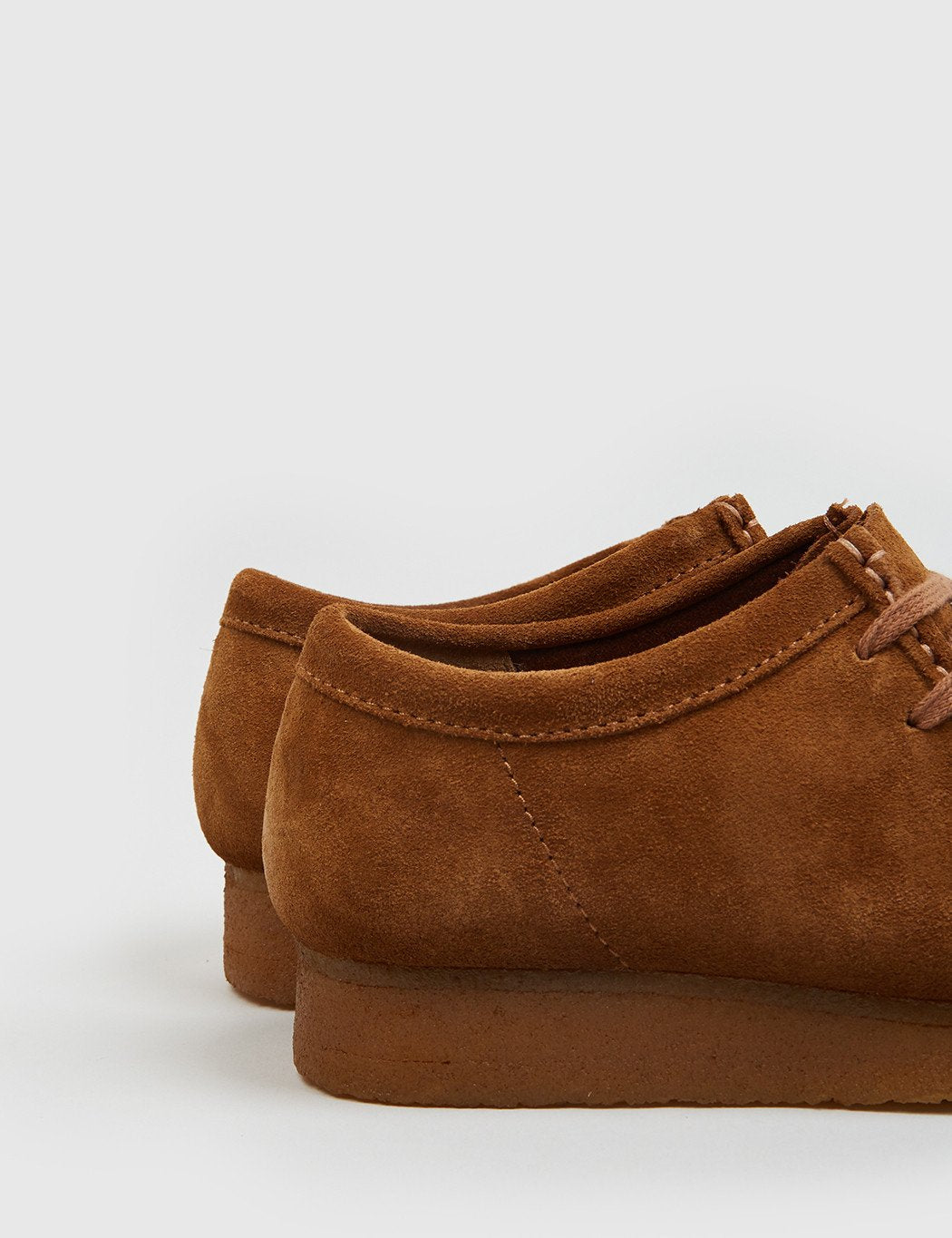 Clarks Originals Wallabees - Cola