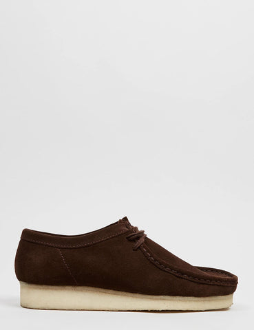 Clarks Originals Wallabee - Dark Brown