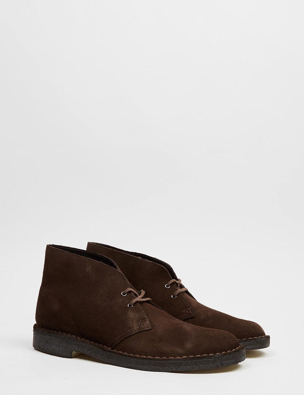 Clarks Originals Desert Boots - Brown