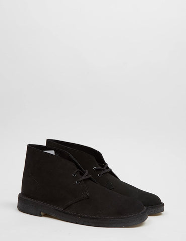 Clarks Originals Desert Boots - Black