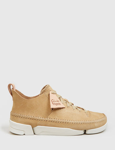 Clarks Originals Trigenic Flex Shoes - Maple