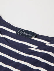 Armor Lux Theviec Breton T-shirt - Navy/Nature