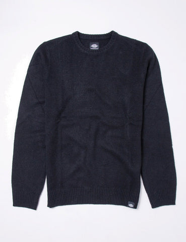 Dickies Shaftsburg Knitted Jumper - Black