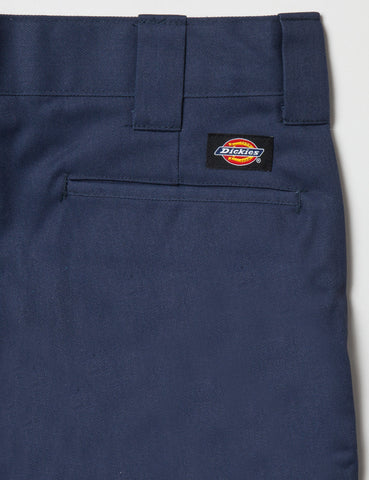 Dickies 273 Slim Straight Work Shorts - Navy