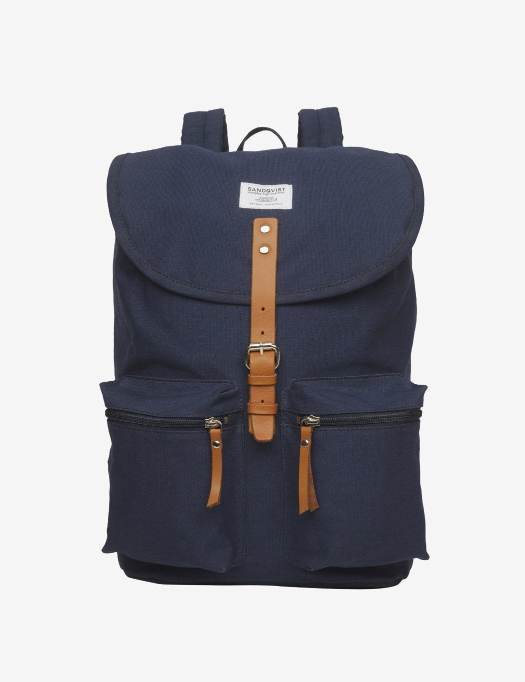 Sandqvist Roald Ground Backpack - Blue