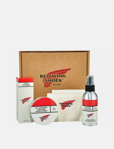 Red Wing Oil Tanned Leather Gift Pack