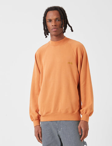 Stan Ray Roll Neck Sweat - Sandstone Brown