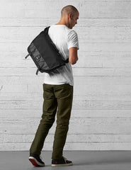 Chrome Buran II Messenger Bag - All Black