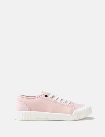 Good News Chopper Low Trainers (Canvas) - Pink