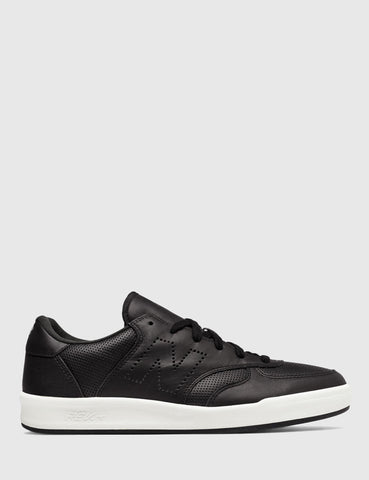 New Balance CRT300 Court Trainers (Leather) - Black
