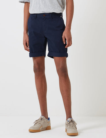 Tommy Hilfiger Chino Shorts - Black Iris/Navy Blue