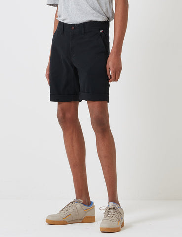 Tommy Hilfiger Chino Shorts - Tommy Black