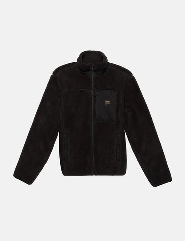 Deus Ex Machina Fletcher Fleece Jacket - Black