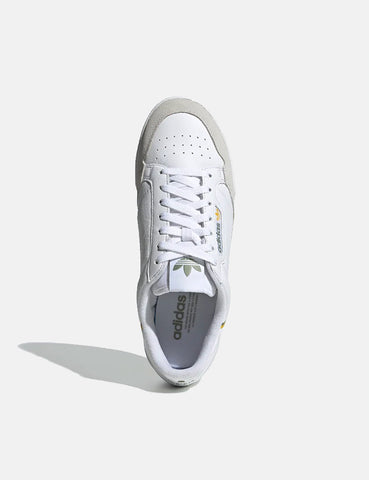 adidas Continental 80 (EG6382) - Cloud White/Cloud White/Crystal White