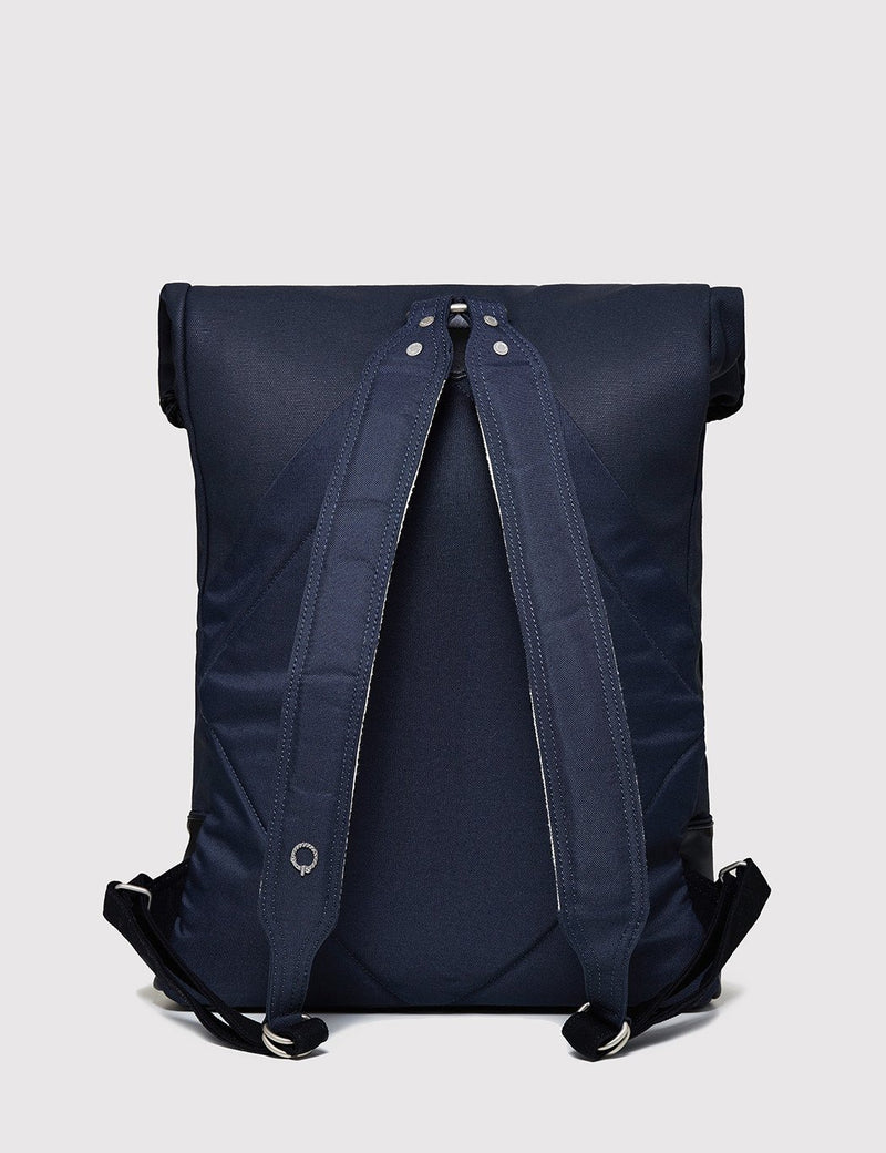 Stighlorgan Reilly Rolltop Laptop Backpack - Navy Blue
