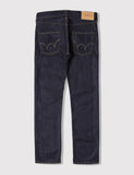 Edwin ED-55 Deep Blue Denim Jeans 11.8oz (Relaxed Tapered) - Unwashed