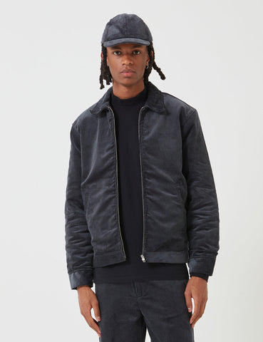 Edwin Club Jacket (Corduroy) - Ebony