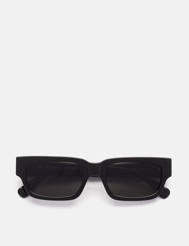 Super Roma Sunglasses - Black