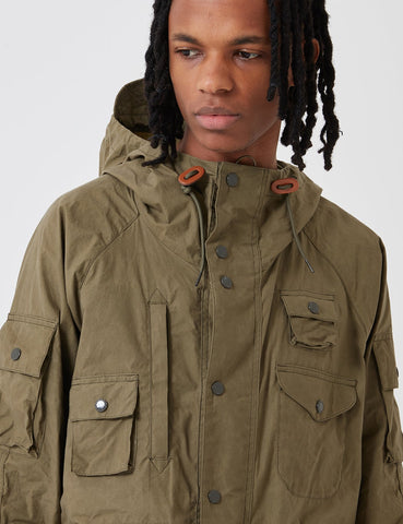 Barbour x Engineered Garments Thompson Jacket - Dusky Green