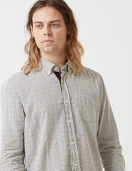 Barbour Appleton Shirt - Mid Blue