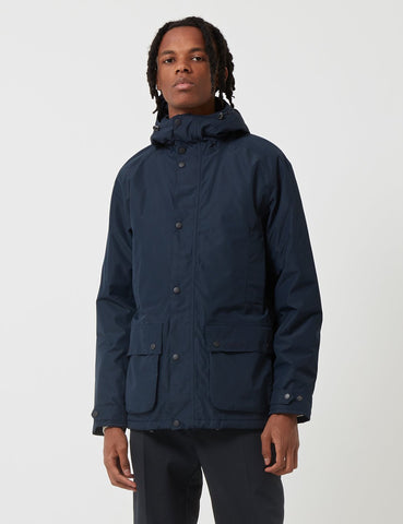 Barbour Southway Jacket - Navy Blue