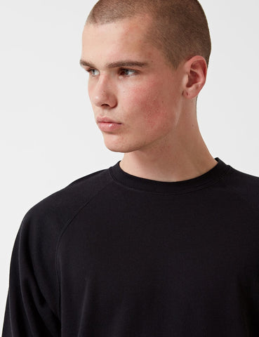 Norse Projects Vorm Sweatshirt - Black