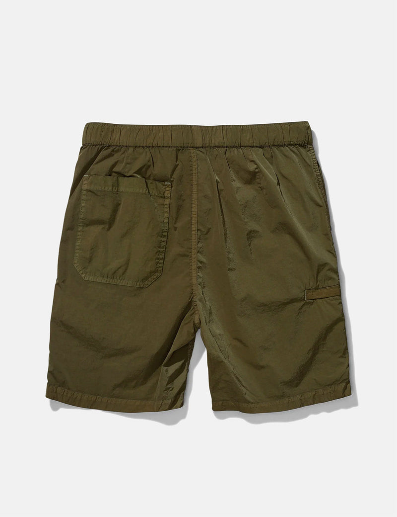 Norse Projects Luther GMD Nylon Shorts - Ivy Green
