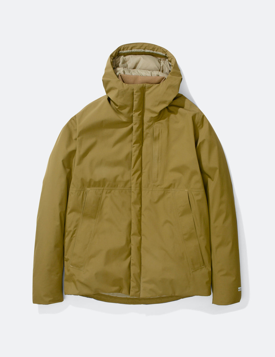 Norse Projects Fyn Down Gore Tex Jacket - Sitka Green