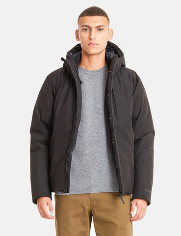 Norse Projects Fyn Down Gore Tex Jacket - Black