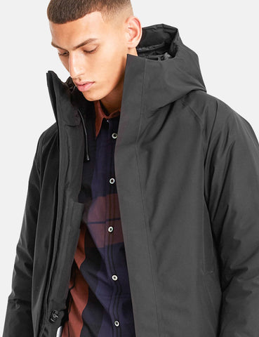 Norse Projects Rokkvi 4.0 Gore Tex Jacket - Black