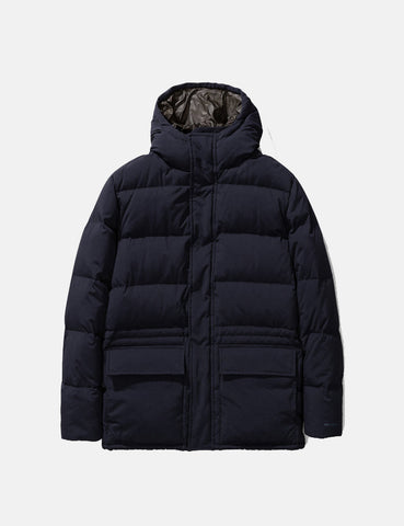 Norse Projects Willum Jacket - Dark Navy Blue