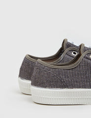 Novesta Star Master Pure Trainers - Houndstooth Tweed