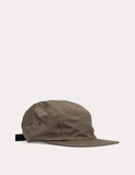 Norse Projects Herringbone 5 Panel Cap - Ivy Green