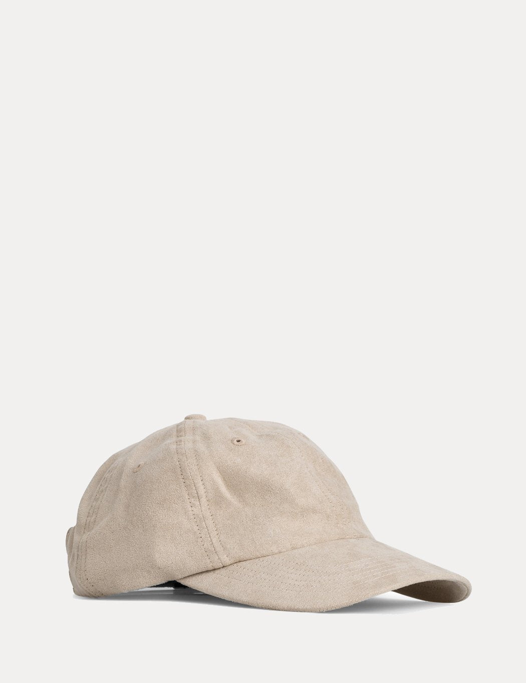 c7d068eae88 Norse Projects Fake Suede Sports Cap - Sand