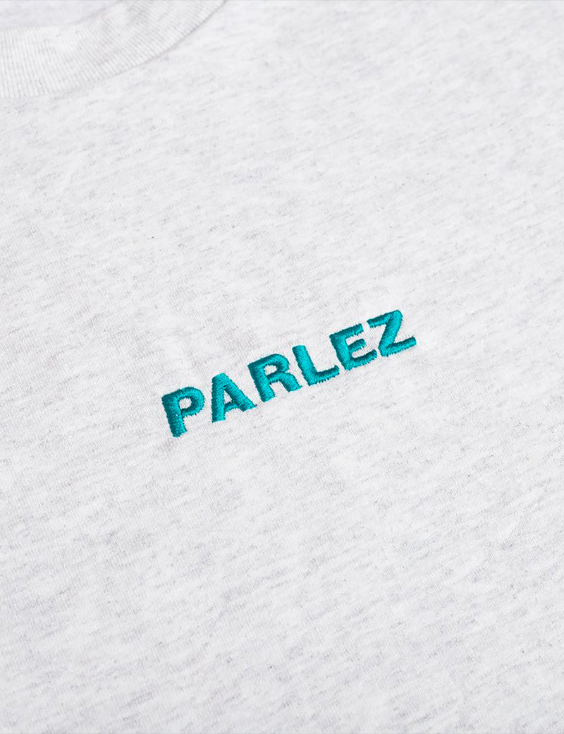 Parlez Ladsun T-Shirt - Grey Heather