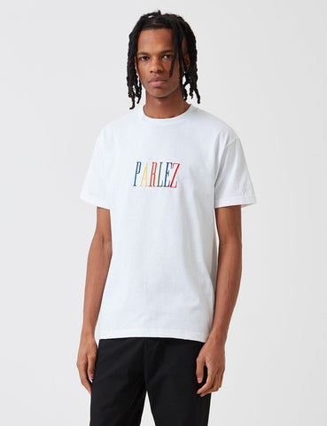Parlez Anderson T-Shirt - White