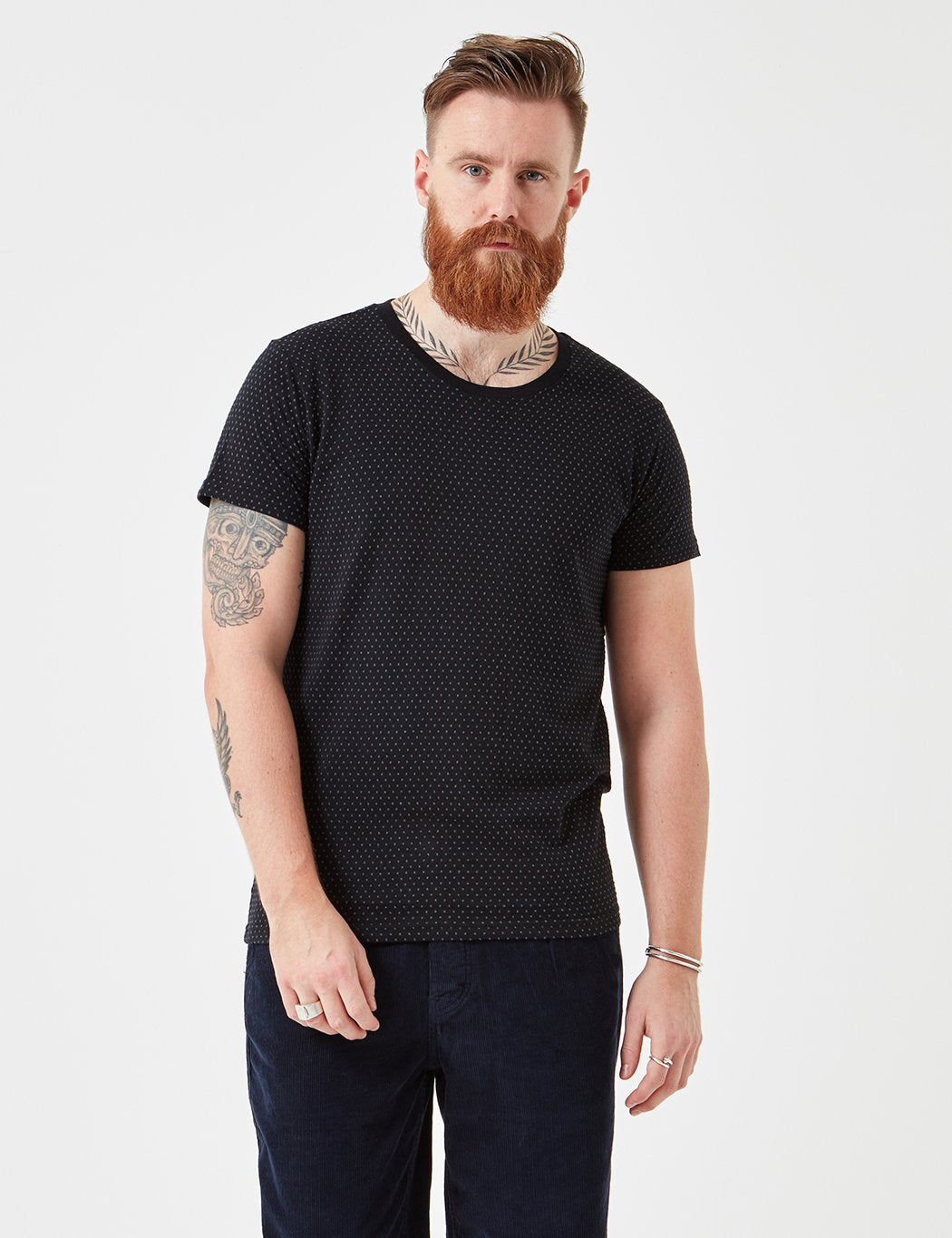 Suit Bayswater T-Shirt - Black